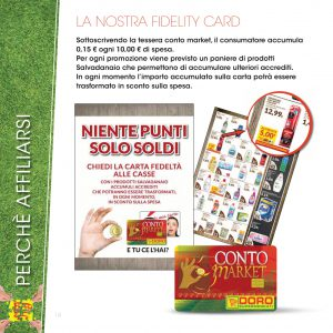 Brochure Franchising - Doro Supermercati-14